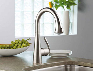 Modern Tap with Prep Bowl