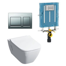 Wall-Hung-Toilet