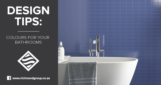 How To Choose The Right Bathroom Colours