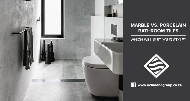 Magnificent Marble Versus Porcelain Tiles – Which One Suits Your Style?