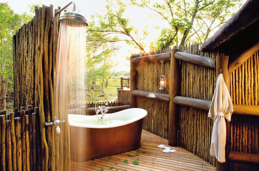Outdoor Bathtubs That Make You Fall In Love With Nature
