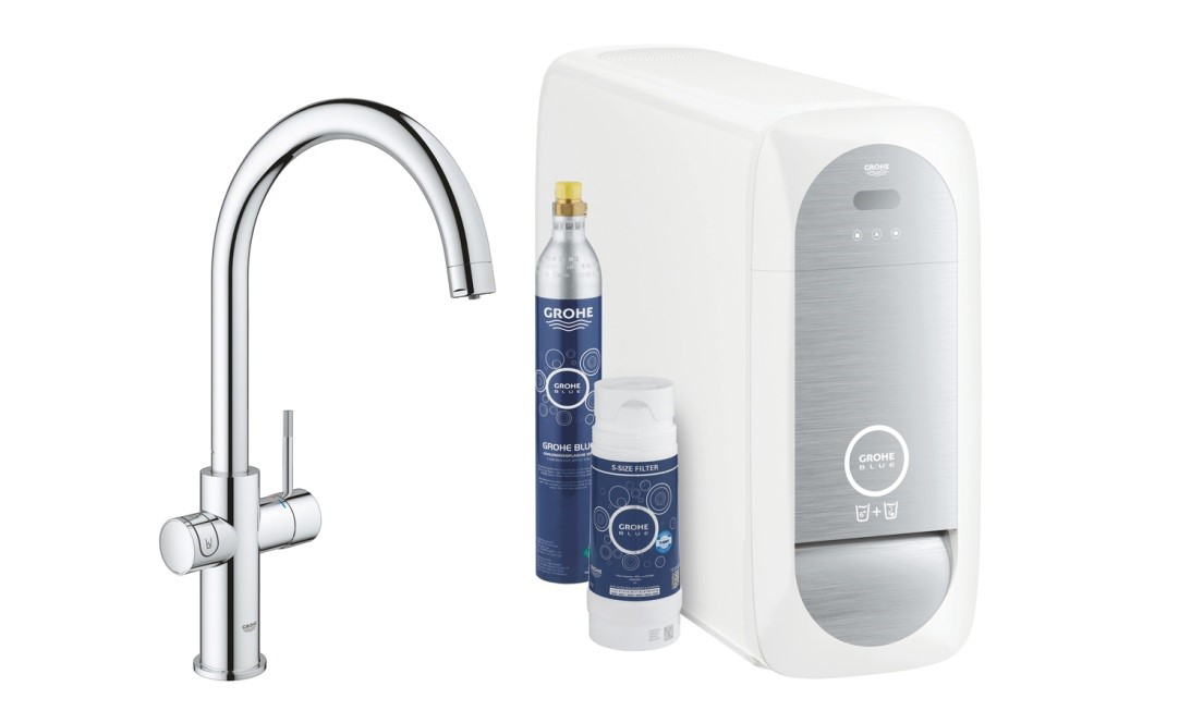 GROHE Blue Home Chilled