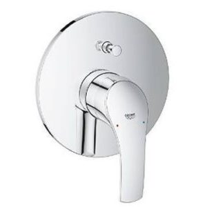 GROHE EUROSMART SINGLE-LEVER BATH MIXER, CHROME
