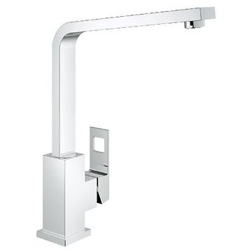 Grohe - Eurocube Single Lever Sink Mixer Chrome