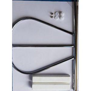 Vaal Drip Sink SP fitting 480x400 chrome