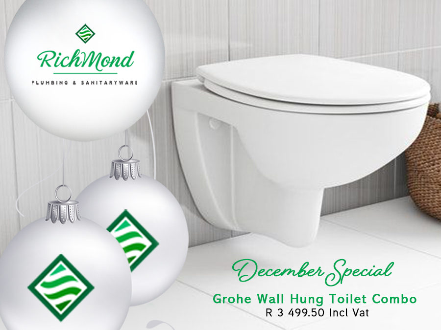 December 2020 Grohe Combo Special
